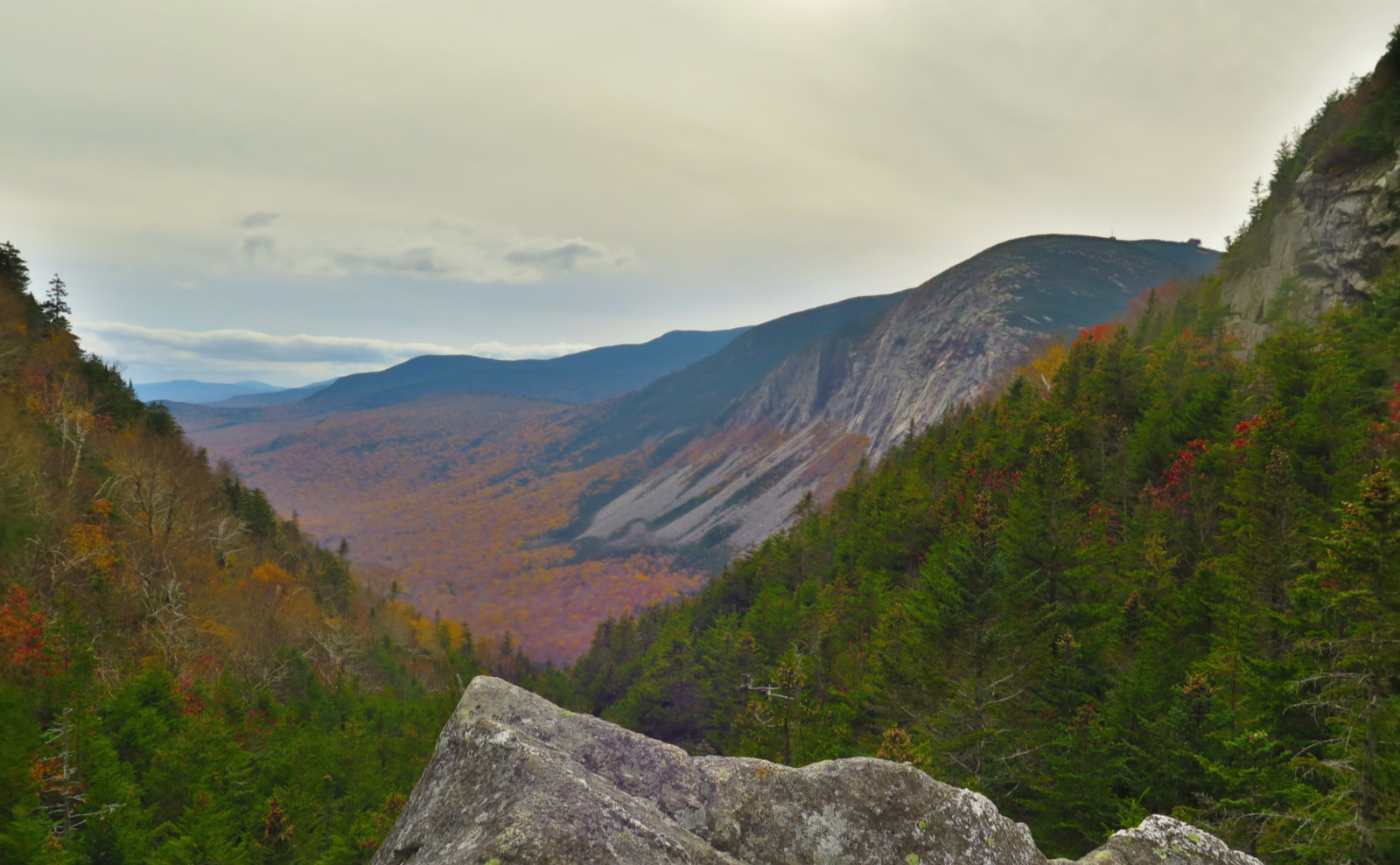 Franconia-Notch-Greenleaf-Trail-20191016